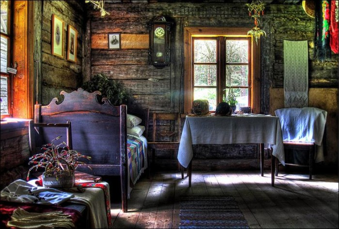 Антични мебели декорация